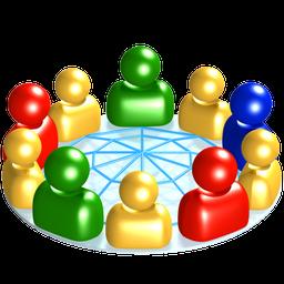 Кнопки социальных сетей (Shareaholic)