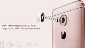Камера телефона LeEco Le 2