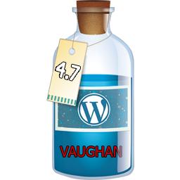 Обновление WordPress 4.7 Vaughan