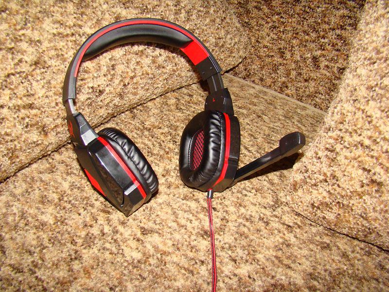 Новый микрофон G4000 Pro Gaming Headset