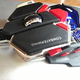 Профессиональная игровая мышь combaterwing cw-80