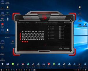 Программное обеспечение клавиатуры A4 Bloody B314 скрин 3/3