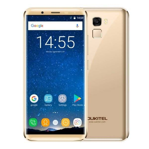 Новый телефон Oukitel K5000