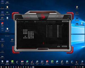 Программное обеспечение клавиатуры A4 Bloody B314 скрин 2/3