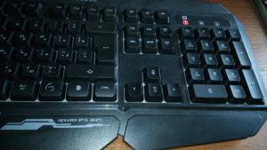 Клавиатура A4 Bloody B314 USB часть с цифрами