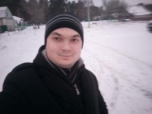 Игорь Белов фото 2 на улице с телефона Oukitel K5000 без HDR