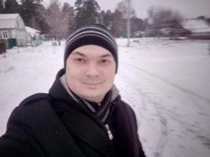 Игорь Белов фото 2 на улице с телефона Oukitel K5000 в HDR