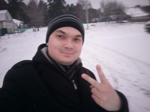 Игорь Белов фото 1 на улице с телефона Oukitel K5000 без HDR