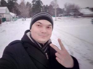 Игорь Белов фото 1 на улице с телефона Oukitel K5000 в HDR