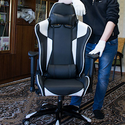 Распаковка и сборка игрового Кресла БЮРОКРАТ CH-775