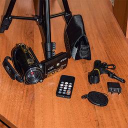 Обзор видеокамеры AC1 Digital Video Camera — Часть 2